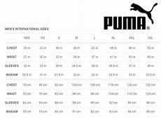 Puma Mens Shoes Size Chart Puma Core Run 7 Inch Shorts