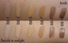 Iredale Bb Cream Color Swatches Healin Natural