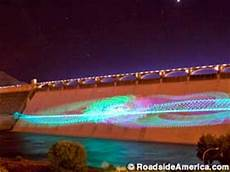 Grand Coulee Dam Light Show Grand Coulee Dam Laser Light Show Coulee Dam Washington