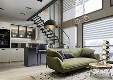 Fresh Home Evgeniy Zhdanov Modern Small Fresh Home Design