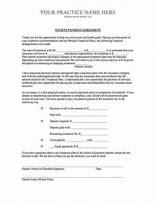 Free Payment Contract Template Sample Letter To Judge Requesting Payment Plan