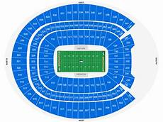 Broncos Tickets Seating Chart Empower Field At Mile High Denver Tickets Schedule