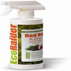 bed bug killer by ecoraider 16 oz fast and sure kill with