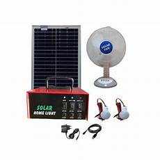 Kirloskar Solar Home Lighting System Yks Solar Home Lighting System Rs 6500 Unit Business