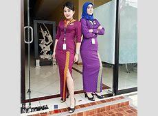 Ciri Khas 7 Seragam Pramugari Indonesia, Lion Air Hingga