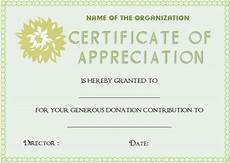 Charity Gift Certificates 22 Best Donation Certificate Templates Images On Pinterest