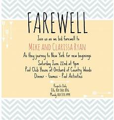 Farewell Invitation Samples 1000 Images About Farewell Invitation On Pinterest