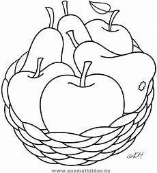 Ausmalbilder Herbst Apfel Als Jpg Bild Herunterladen