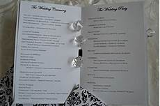 Catholic Wedding Mass Program Inspired I Dos Damask Wedding Programs For Catholic