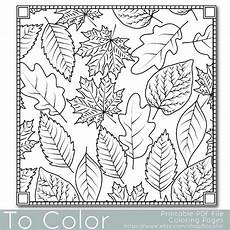335 best coloring pages autumn images on