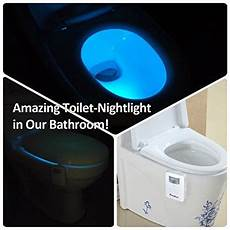 Motion Detection Night Light For Your Bowl Toilet Motion Activated Night Light Night Light Light