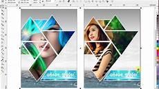 Flyer Design Inspiration Flyer Design Inspiration Coreldraw Youtube