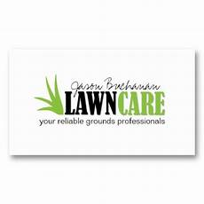 Lawn Mowing Business Name Ideas Lawn Care And Yard Maintenance Business Card Zazzle Com