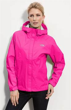 Light Pink North Face Rain Jacket The North Face Venture Light Weight Jacket In Pink Razzle