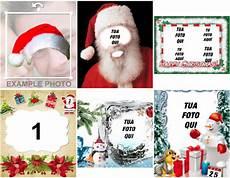 cornici di natale gratis fotomontaggi e cornici per natale fotoeffetti