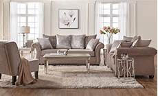 cosmo putty sofa and loveseat fabric living room sets