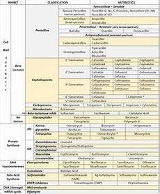 Antibiotic Bone Chart Antibiotics Cheat Sheet Pharmacology Nursing Nurse