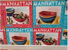 Over and Back Manhattan Serving Bowl Set