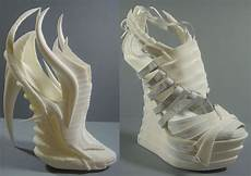 outrageous 3d printed shoes make