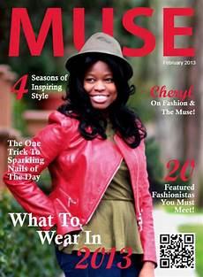 A Magazine Design A Magazine Cover In Photoshop