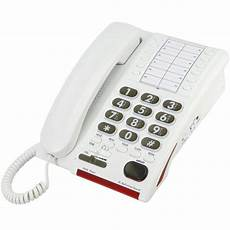 Help For The Hearing Impaired Serene High Definition Amplified Phone For The Hearing