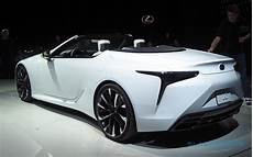 2019 lexus convertible lexus lc convertible look two questions and an