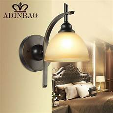 Black Iron Outdoor Lights Low Price Black Wrought Iron Wall Light With Frosted Glass