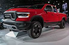 2019 Dodge 1500 Rebel by Refreshing Or Revolting 2019 Ram 1500 Motor Trend