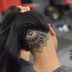 Pics Of Designs In Hair Undercut Hair Designs That Are Totally Bold And Badass