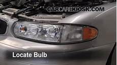 Buick Century Interior Lights Third Brake Light Bulb Change Buick Century 1997 2005