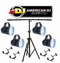 American Dj Snap Shot Strobe Light American Dj Lighting 4 Snap Shot Led Variable Speed