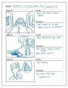 Sample Video Storyboard How To Storyboard Your Video Helpful Illustrated Guide