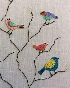 pequeninos embroidery bordado p 225 ssaro bordado