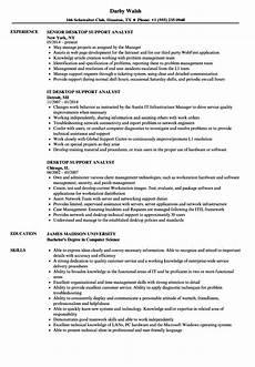 Resume Of Desktop Support Engineer Resume Format For Desktop Help Engineer Ms Office Pro Plus