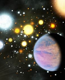 Astronomical Chart Of Stars And Planets First Transiting Planets In A Star Cluster Discovered