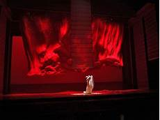 San Diego Stage Lighting Madama Butterfly Act 3 San Diego Opera Scenic Design