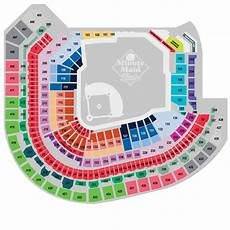 Astros Seating Chart With Rows Minute Park Houston Astros Ballpark Ballparks Of