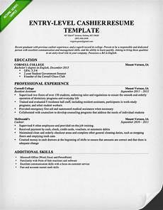Apply Cvs Cashier 19 Best Cashier Resume Sample Templates Wisestep