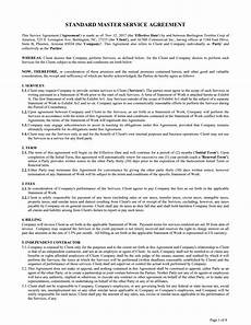 Standard Contract Template Standard Contract S Docs For Salesforce