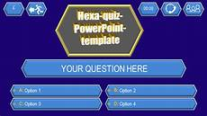 Trivia Powerpoint Template Quiz Template Hexa Download Ppt Themes