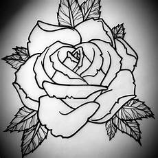 Rose Designs Horizontal Rose Design By Ladyknight17 Tatuajes