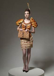 clothes made out of food demilked