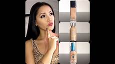 Find Your Light Foundation How To Find Your Foundation Color Youtube