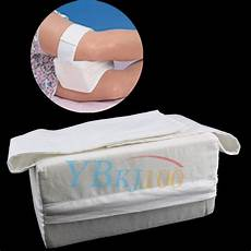knee ease pillow cushion comfort bed sleeping aid seperate