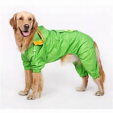 coats for dogs large rains high quality large raincoat clothes pet coat