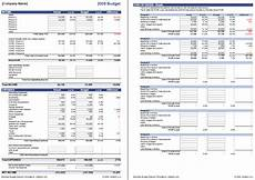 Budget Business Business Budget Template For Excel Budget Your Business