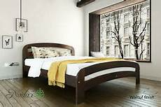new solid wooden pine 6ft king size bed frame with