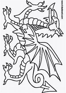 Ausmalbilder Drachen Kostenlos Drachen Bilder Zum Ausmalen Und Ausdrucken Bunt