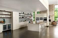 cucine con mensole mensole design idee e tendenze nella cucina archzine it