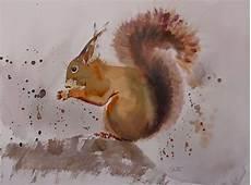 tiere in aquarell peggy rustler aquarell aus leidenschaft